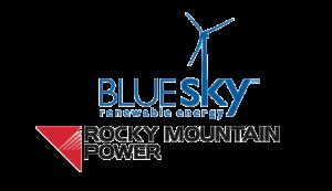 Rocky Mountain Power Blue Sky Partner