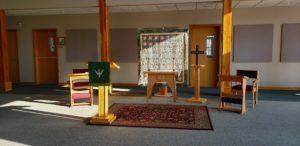 Church of the Resurrection Parish Hall Worship Space