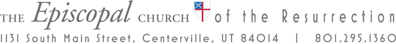 Logo for Episcopal Church of the Resurrection